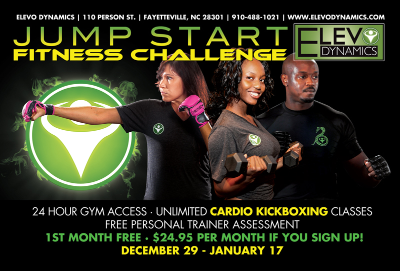 Jump start fitness new year