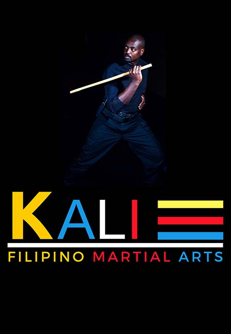 Kali martial arts page header