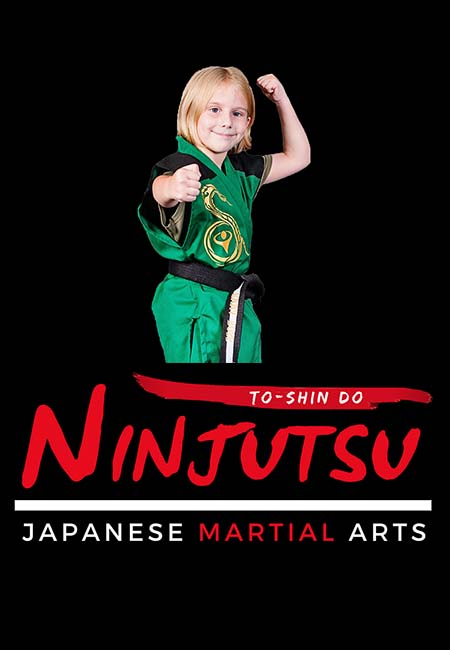 Youth martial arts page header